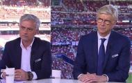 Ngất ngây với 1 cảnh tượng, cả Wenger và Mourinho cùng đồng ý 1 điều
