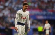 Alli chỉ ra điều khủng khiếp trong phòng thay đồ Tottenham sau trận chung kết