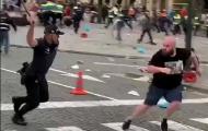 Ẩu đả cảnh sát, CĐV Anh tạo ra cảnh tượng kinh hoàng trên đường phố Porto
