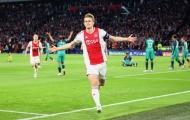 Ajax đạt thỏa thuận khủng bán đứt De Ligt cho 'Gã khổng lồ'