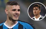 Inter lên kế hoạch chết người: Tế thần 'kẻ nổi loạn' đổi 'mục tiêu MU'