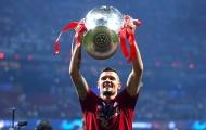 Tìm trung vệ, AC Milan nhắm 'kẻ tự nhận là xuất sắc nhất thế giới'