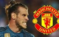 Cay đắng! Gạ Man Utd lấy Bale, Real nhận câu trả lời 'cực gắt'