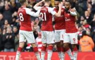Arsenal giáng 'cú đấm thép' vào Real, Barca cho 2 trụ cột hàng công