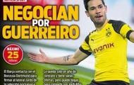 Chi 25 triệu euro, Barca quyết mang 'trụ cột' Dortmund về Camp Nou