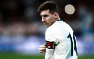 Messi và chiếc băng thủ quân bị khuyết