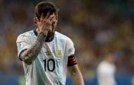 Argentina thua trận mở màn: Lại một mùa Copa làm nền cho Brazil?