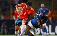 Thua U21 Ý, sao trẻ Real Madrid cay cú: 'Họ là đồ dơ bẩn'
