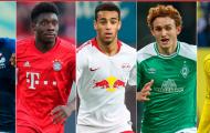 5 sao mai hứa hẹn 'khuấy đảo' Bundesliga 2019/2020