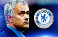 SỐC: Gạt Chelsea, Mourinho công bố bến đỗ trong mơ