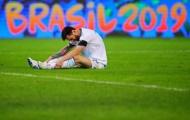 '50 sắc thái' của Messi trong ngày Argentina cận kề cửa tử
