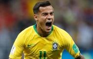 Coutinho hé lộ tương lai, M.U mừng thầm