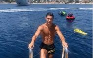 Sarri tới Juve và đây là thái độ của Ronaldo