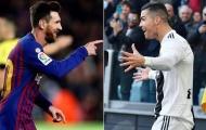 CĐV: Ronaldo hay Messi 'hot' hơn, hãy hỏi De Ligt