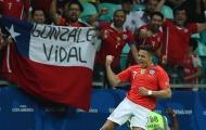 Liên tục tỏa sáng, Sanchez tuyên bố gây sốc cho Man Utd