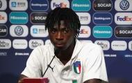 Sao trẻ Juventus phát biểu 'cứng' trước trận đấu sinh tử