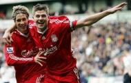 Đội hình xuất sắc nhất từng sát cánh cùng Torres