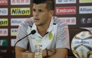 Người cũ của Hà Nội FC nói điều bất ngờ trước ngày đối đầu tại Hàng Đẫy