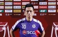 Trang chủ AFC: Văn Quyết - người hùng mang chiến thắng tặng NHM Hà Nội