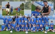 Eden Hazard: Một ngày là The Blues, mãi mãi là The Blues