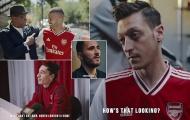 Nhận tài trợ khủng, Arsenal tung mẫu áo đấu mới cực chất