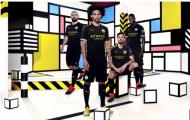 Dàn hảo thủ Man City cực ngầu trong bộ trang phục sân khách mới!
