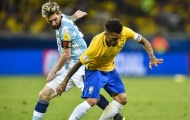 Đội hình kết hợp Argentina - Brazil: Martinez 'in', Aguero 'out'