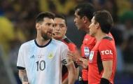 SỐC! Messi điên tiết chửi rủa sau thất bại: 'Toàn một lũ vô dụng'