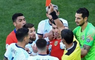 Khiến Messi nhận thẻ đỏ, thủ quân Chile nói gì?