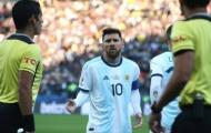 Messi bị đuổi, Sanchez chấn thương, Argentina đánh bại Chile giành huy chương đồng
