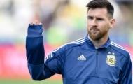 'Messi đã làm gì mà phải nhận thẻ đỏ'