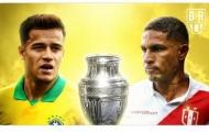 TRỰC TIẾP Brazil 3-1 Peru: Selecao đoạt chức vô địch (KT)