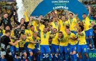 Hậu Copa, lão tướng Brazil đột nhiên trở thành 'hàng hot' trên TTCN