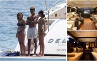 Dele Alli cùng bạn gái bốc lửa thư giãn trên siêu du thuyền đắt đỏ