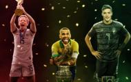 Một ngày 3 nhà vô địch, Brazil là đội 'tệ' nhất