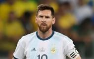 'Tôi là 1 người bạn nhưng Messi đã thiếu tôn trọng'