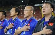 """Vòng loại World Cup 2022: Thời khắc lịch sử để thầy trò HLV Park Hang-seo """"hóa rồng"""""""