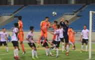 Nhận 2 bàn thua sớm, Long An trắng tay trước Phù Đổng