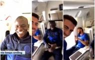 Bị chọc quê, Kante nói 4 từ khiến tất cả cầu thủ Chelsea cười rụng rốn