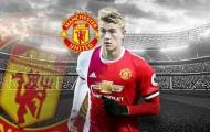 De Light về Juve chỉ ra 'điểm yếu chết người' của Man Utd