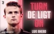 CHÍNH THỨC: Hoàn tất kiểm tra y tế, De Ligt gia nhập Juventus