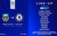 Chấm điểm đội hình xuất quân của Chelsea sau trận thua 0-1 Kawasaki Frontale