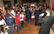Đến Đông Nam Á, Man Utd được chào đón nhiệt tình hết mức