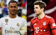Nhận định Bayern Munich vsReal Madrid: Hazard nổ súng, Kền kền bại trận?