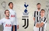Nhận định Juventus vs Tottenham: Chiến thắng tối thiểu cho đại diện nước Anh?