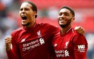Liverpool thua 2-1, CĐV vẫn bình chọn một hậu vệ là MOTM