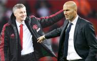 Cùng một sự việc, Zidane và Solskjaer lại có 2 hành động trái ngược