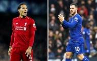 Bom tấn La Liga 'gửi lời thách đấu' tới Van Dijk và cả Hazard