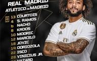 TRỰC TIẾP Real Madrid 3-7 Atletico Madrid: Atletico nhấn chìm Real trong trận derby có 10 bàn thắng (KT)