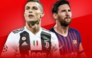 5 ứng viên cho danh hiệu Cầu thủ xuất sắc nhất năm của UEFA: Khó cho Messi - Ronaldo